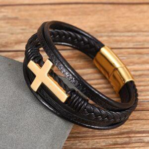 Cross Fashion Bracelet