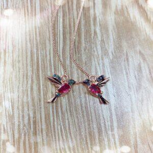 Bird Lady Earrings