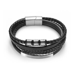 New Arrival Magnetic Clasp Blacelet