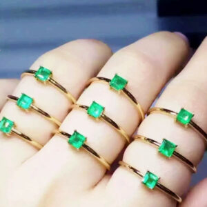 Simple and Fashionable Korean Female Ring Jewelry
