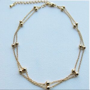 European And American Fashion Girls Anklets