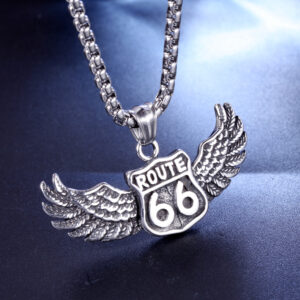 European And American Retro Fashion Personality Long Sweater Chain